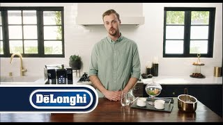 How to Make Iced Coffee and Vietnamese Iced Coffee   De'Longhi Dinamica Automatic Espresso