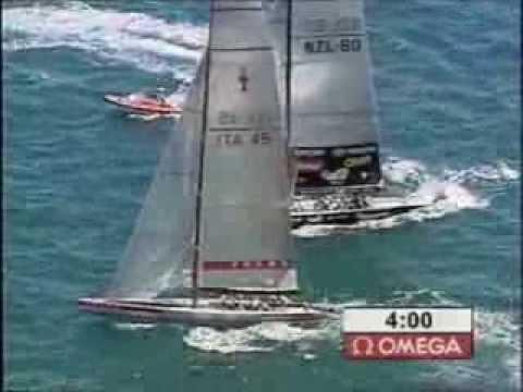 America's Cup 2000 Finals -  Race 1