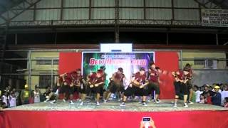 NOCTURNAL DANCE COMPANY NDC Q.C. TRIBE(2nd runner up winner)  @ SAN AGUSTIN S.F.PAMP. 8-27-13