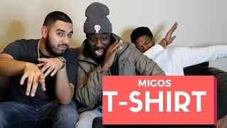migos t shirt video reaction