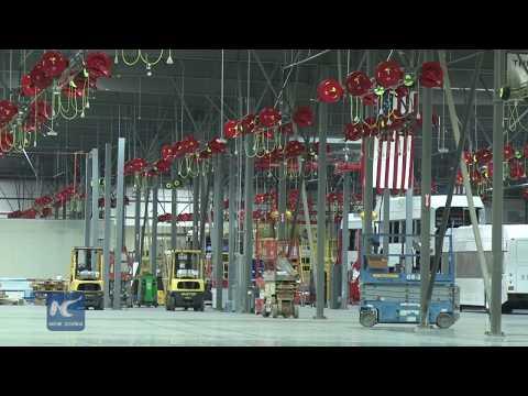 BYD unveils North America