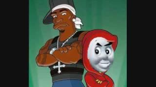 50 cent & Thomas the tank engine