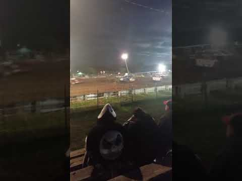 Warren county figure 8 weld class feature  10/13/2018