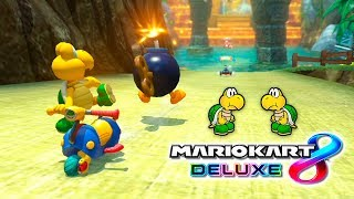 LA COMBINACIÓN MÁS PEQUEÑA DE MARIO KART 8 DELUXE | Nintendo Switch