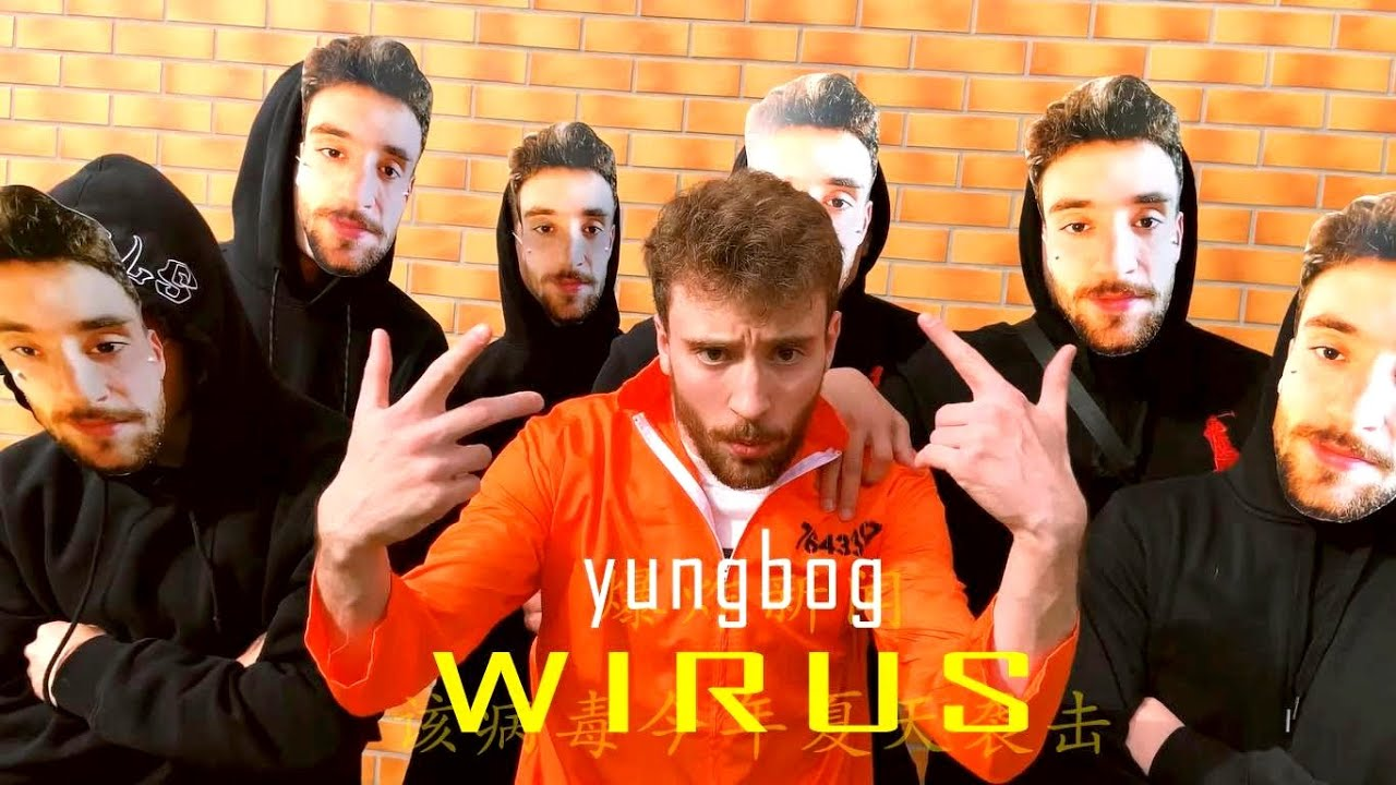yungbog - WIRUS (OFFICIAL VIDEO)