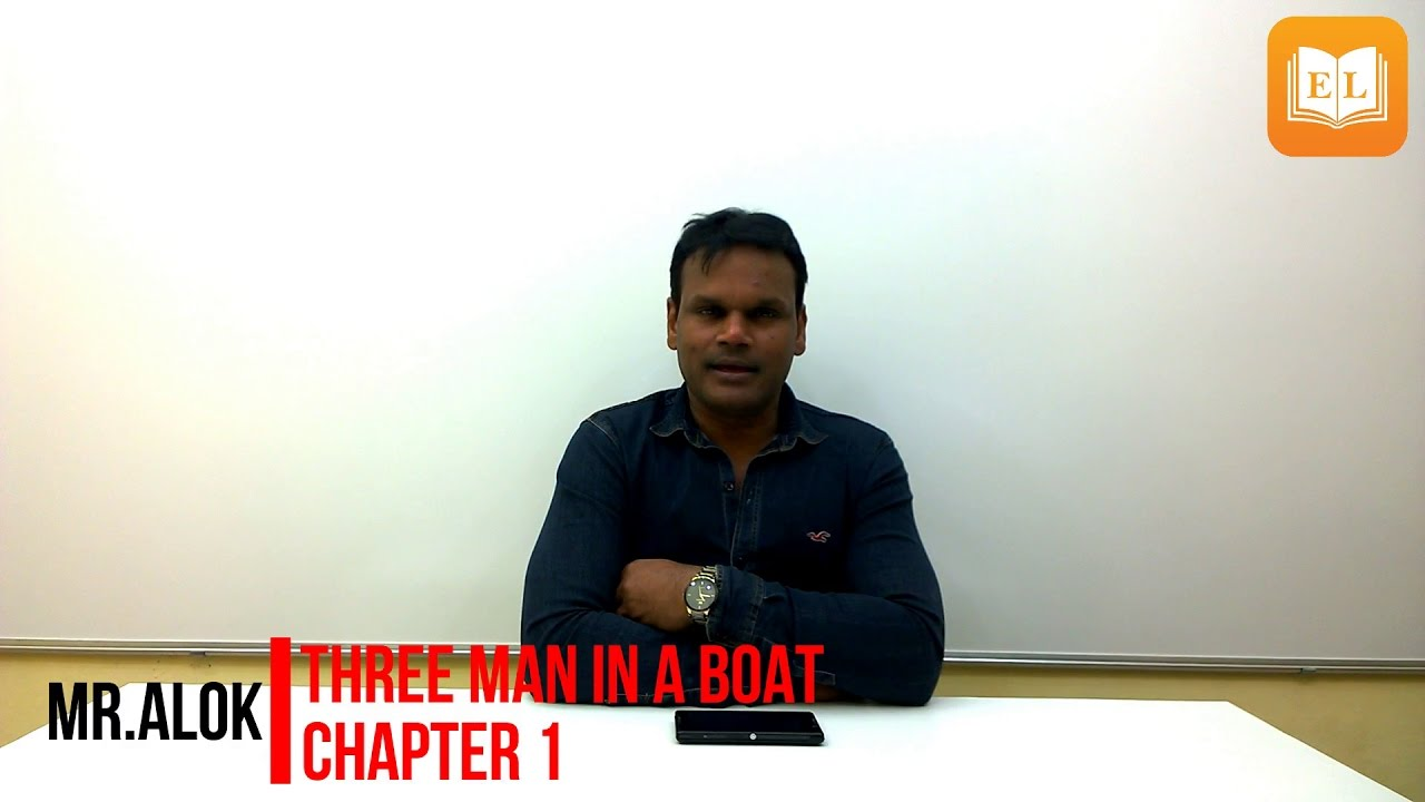 three men in a boat chapter five summary