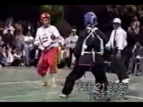 RECOLLECTIONS: FIMAB Invitational Martial Arts Tournament 2002