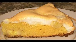 Банановый пирог. Банановый торт рецепт. Пирог с бананами рецепт в духовке.