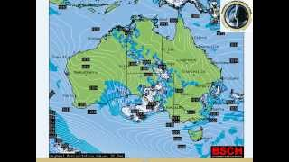 SEVERE storm HEAVY rain forecast for SA, VIC, NSW & ACT 3/11/15
