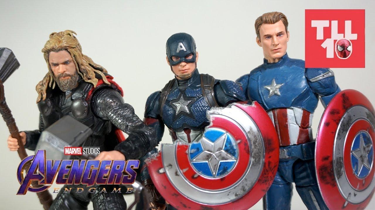 Marvel Legends Avengers Issue Wave 2 lot de 8