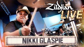 Zildjian LIVE! - Nikki Glaspie