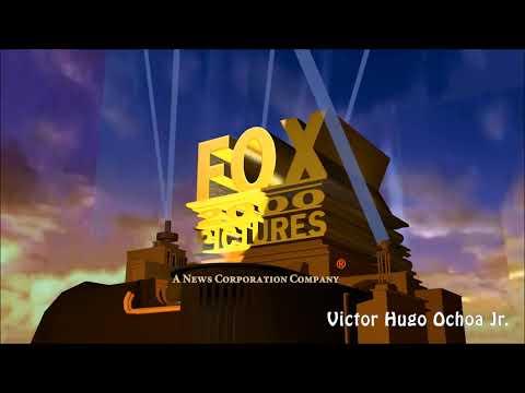 Fox 2000 Pictures Logo 1996 Remake