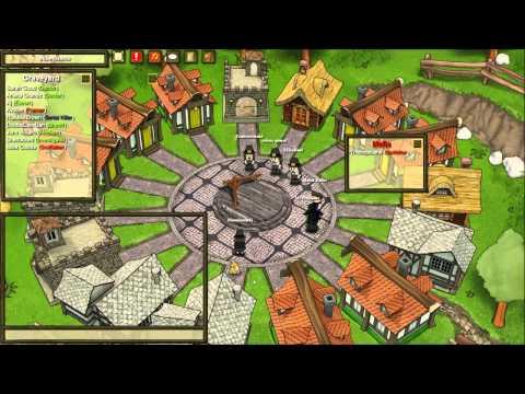 Town of Salem (With DoubleDareDan) Part 2. Name Peer Pressure!