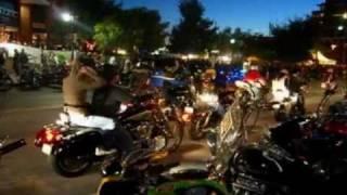Bikes Blues & BBQ Motorcycle Rally 2010