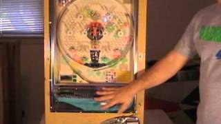 Nishijin A Pachinko Machine Set Up (0278)