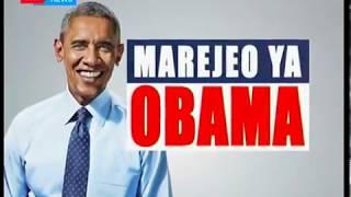 Aliyekuwa rais wa marekani Barack Obama anatarajiwa humu nchini Jumapili hii