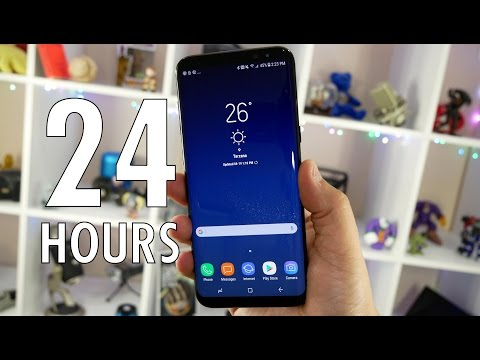 24 hours with the Samsung Galaxy S8+ | What do you want in a big phone?