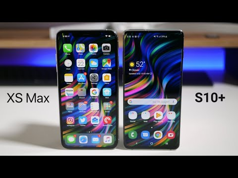 iPhone XS Max vs Galaxy S10 Plus - Which Should You Choose?