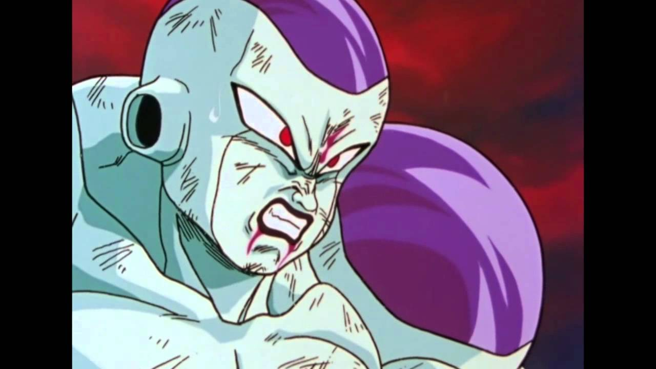 DBZ Kai - Frieza vs Goku Final Fight - YouTube
