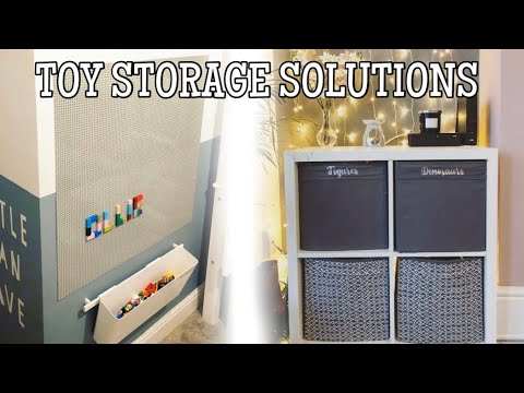 Toy Storage Ideas Diy Toy Storage For Living Room And Small
