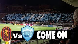 REACTION ALLO STADIO | POTENZA 0-0 MATERA | P4ul & LoLLo