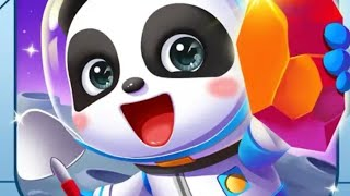 Babybus Petualangan Ruang Angkasa Panda Kecil Terbaru ~ Astronot Kiki Mencari Peta Antar Planet screenshot 5