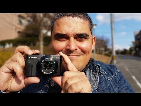 A Melhor Câmera para Youtubers? - CANON POWERSHOT G7 X MARKII - Japão por Outros Olhos