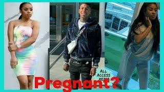 Yaya Mayweather and Kaylee BOTH Pregnant By Nba Youngboy