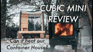 Cubic Mini Wood Stove // Review