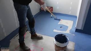 Waterproofing An Internal Wet Area