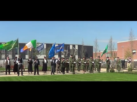 The 8th May Commemoration 2016 organised by The 4th Battalion Commemoration Committee