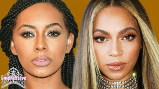 Keri Hilson was FORCED to diss Beyonce...and she regrets it!