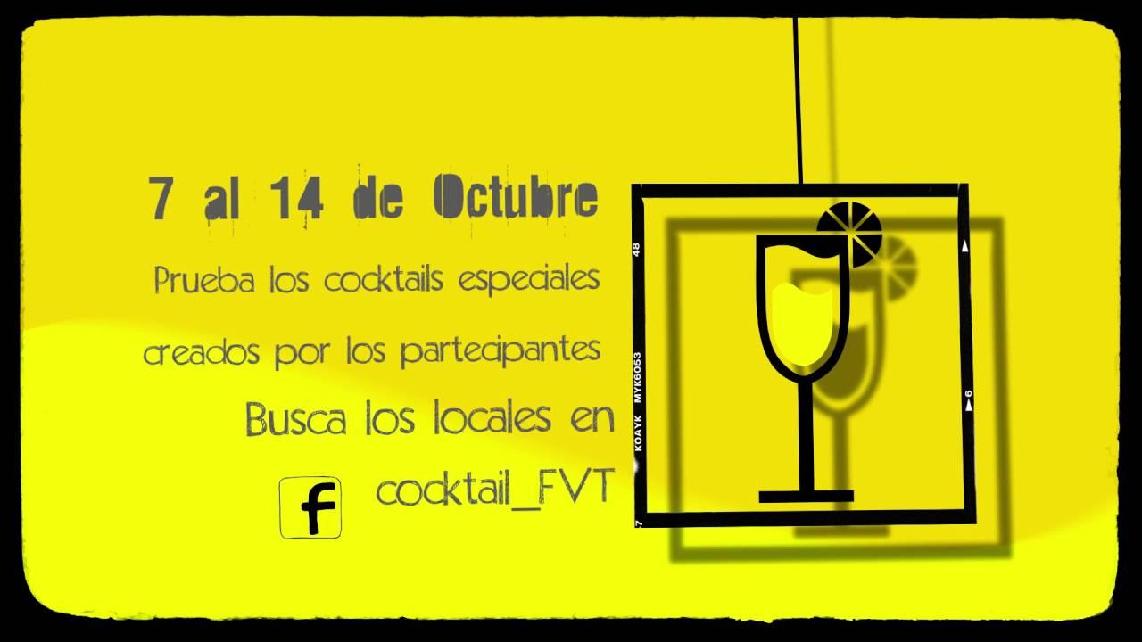 Concurso de cockteleria Municipio de La Oliva yellow silver 1080p