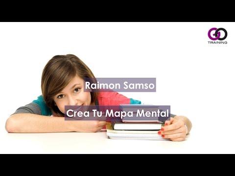 Raimon Samso Crea tu Mapa Mental