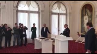 ЯМЭФ-2017: подписание соглашений в Ливадийском дворце