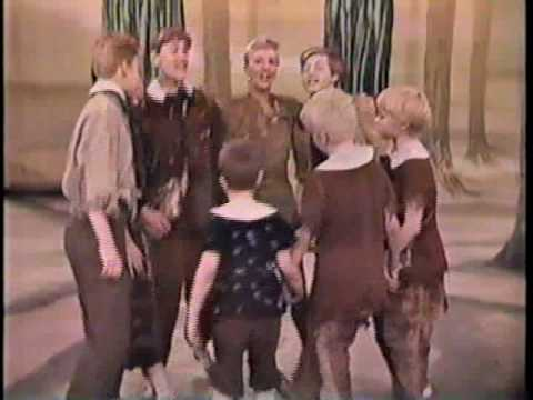 Peter Pan 1960 Color Mary Martin