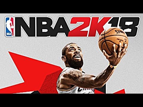 NBA 2K18 - Kyrie Irving Cover Athlete Announcement