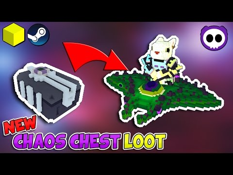 NEW BATTY BATOID MOUNT IN TROVE! ✪ How to Craft Rare Chaos Chest Drop - March 07, 2017
