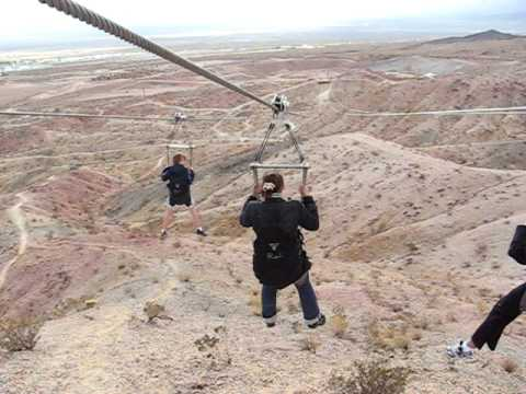 Boulder City NV Zipline tour