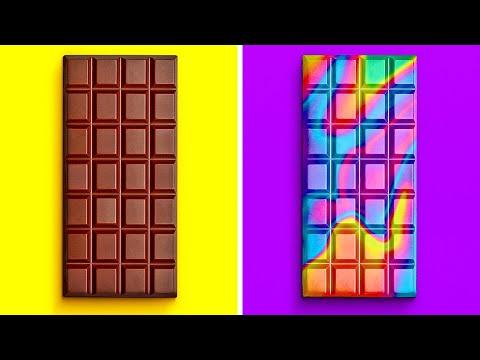 16 FANTASTIC CHOCOLATE IDEAS