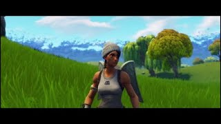 Ariana Grande - No Tears Left To Cry Music Video FORTNITE Preview
