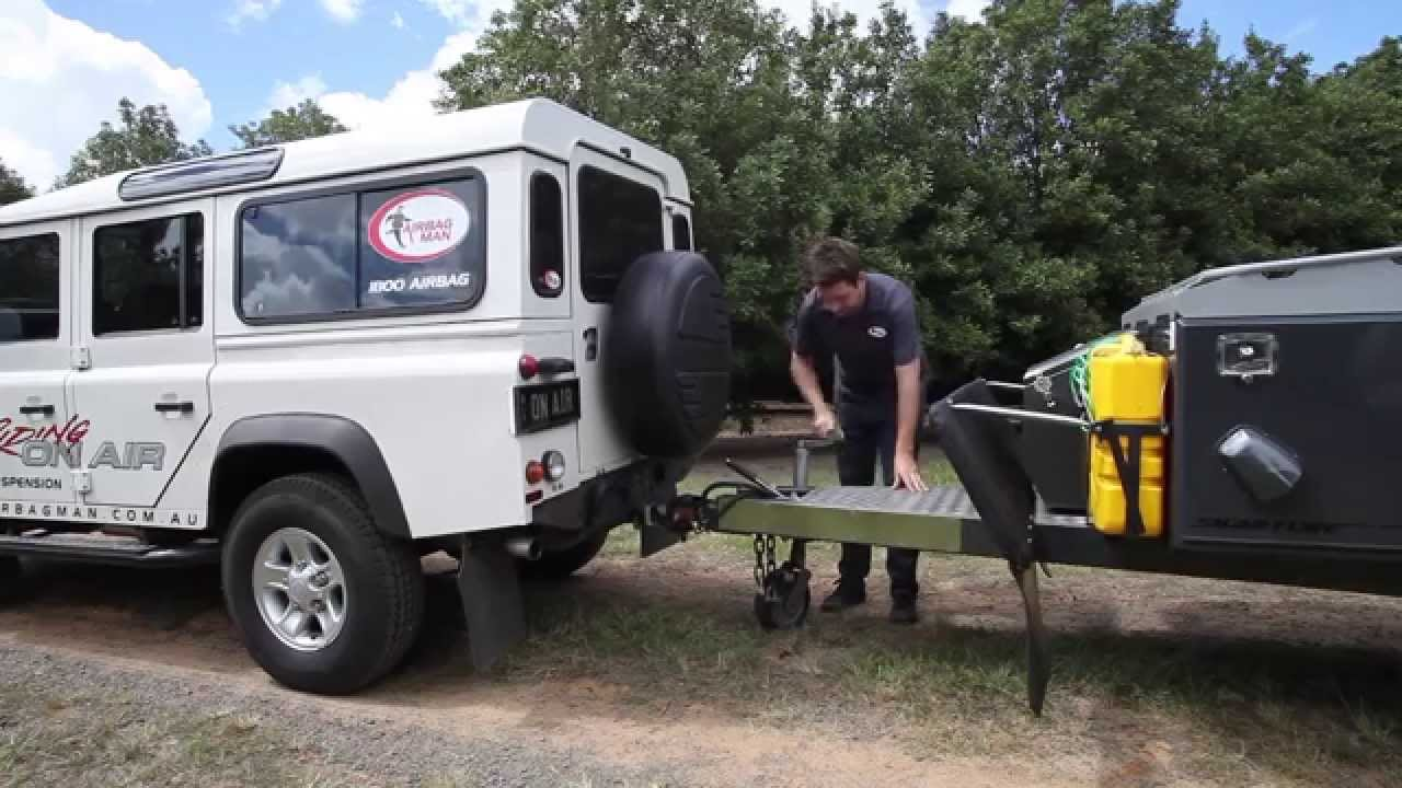 Product Review: Land Rover 110 Defender Full Coil Replacet Air ...