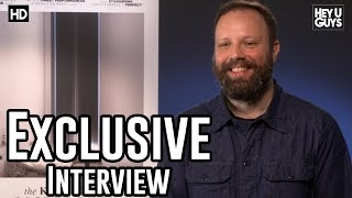 Director Yorgos Lanthimos - The Killing Of A Sacred Deer | Exclusive Interview