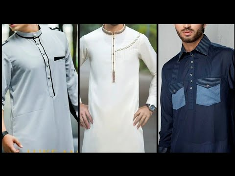 New Latest Mens Kurta Design Images in Fashion 2020 | Kurta Designs | Gents Kurta Design Styles 2020