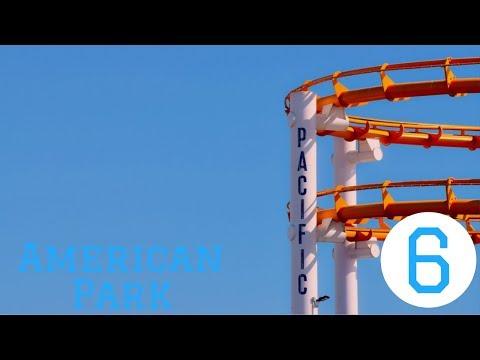 Planet Coaster American Park Episode 6 |