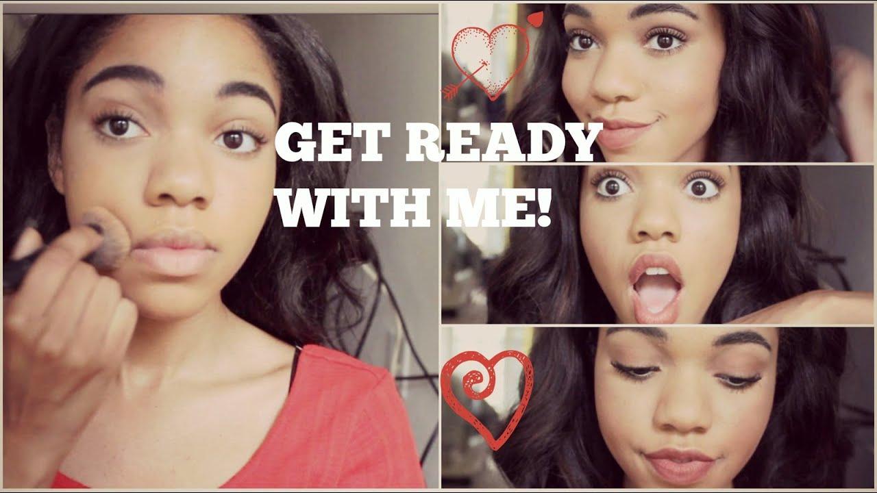 Simple back to school makeup tutorial youtube simple back to school makeup tutorial baditri Gallery