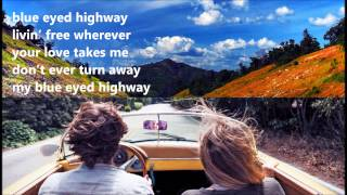 Blue Eyed Highway - New Country Music - Holden Forrest