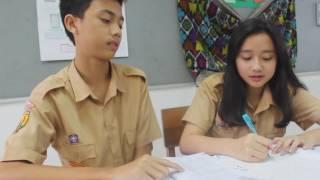Hatiku Bergema di SMP - Short Film 9E