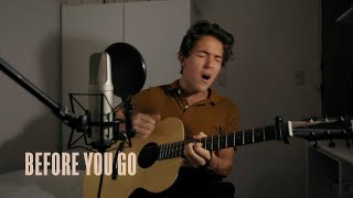 Lewis Capaldi - Before You Go (José Audisio Cover)