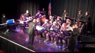 "Baltimore Honor Jazz Band Playing ""My Way"""